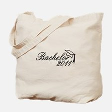 Bachelor 2011 Tote Bag