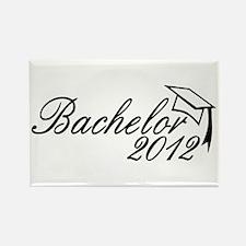 Bachelor 2012 Rectangle Magnet (100 pack)