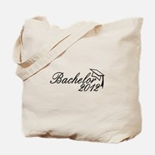 Bachelor 2012 Tote Bag