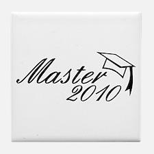 Master 2010 Tile Coaster