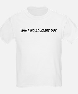 What would Harry do? Kids T-Shirt