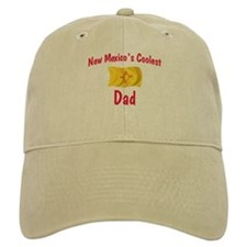 Coolest New Mexico Dad Baseball Cap