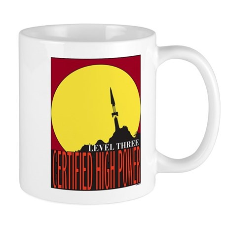Certified High Power Level Th Mug