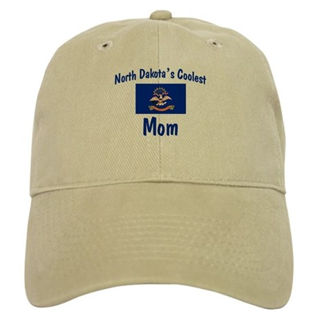 Coolest N Dakota Mom Cap