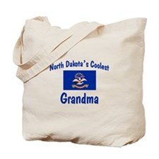 Coolest N Dakota Grandma Tote Bag