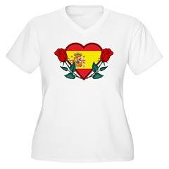 Heart Spain T-Shirt