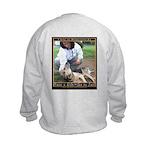 Save a Life = Go to Jail Kids Sweatshirt