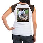 Save a Life = Go to Jail Women's Cap Sleeve T-Shir