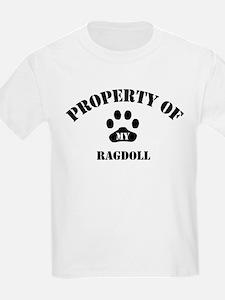 My Ragdoll Kids T-Shirt