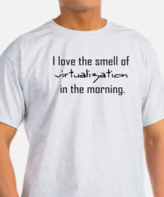 Luv The Smell Of Virtual v2... T-Shirt