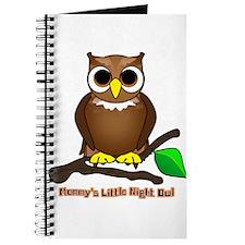 Mommy's Little Night Owl Journal