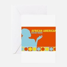Unique Black history month Greeting Card