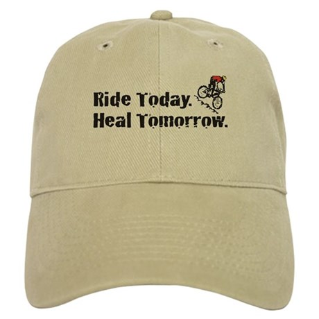 Ride Today Cap (Tan)