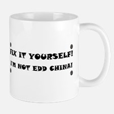 Edd China Mugs