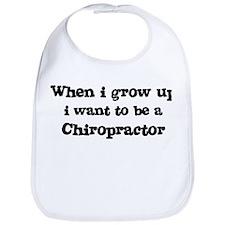 Be A Chiropractor Bib