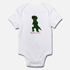 pirate dino Infant Bodysuit