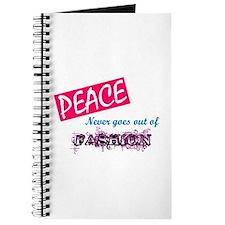 Peace Fashion Journal