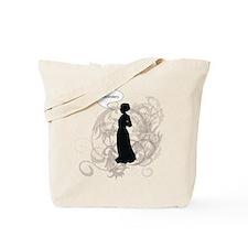 Miss Abernathe Says Tomfoolery Tote Bag