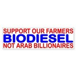 SUPPORT OUR FARMERS NOT ARAB BILLIONAIRES