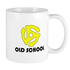Old School Small Mug