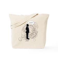 Mr.N. Says Huzzah Tote Bag