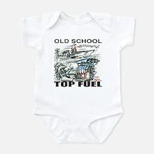 """OLD SCHOOL TOP FUEL"" Shirts! Infant Bod"