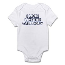 Cable Guy Onesie
