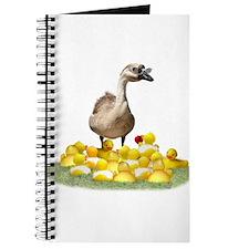 Cute Teacher duck Journal