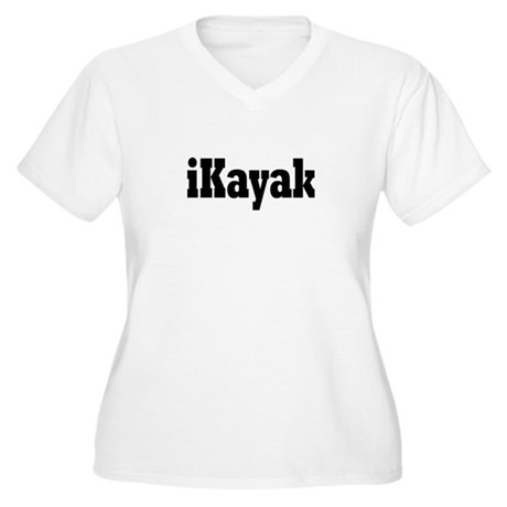 kayak2 Plus Size T-Shirt