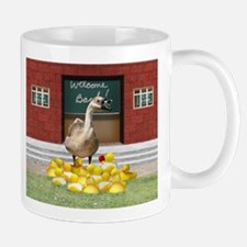 Funny Duck teacher Mug