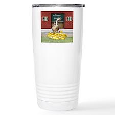 Funny Teacher duck Travel Mug