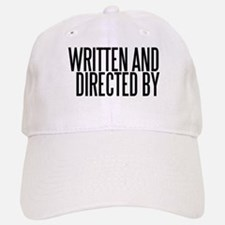 Screenwriter / Director Baseball Baseball Cap