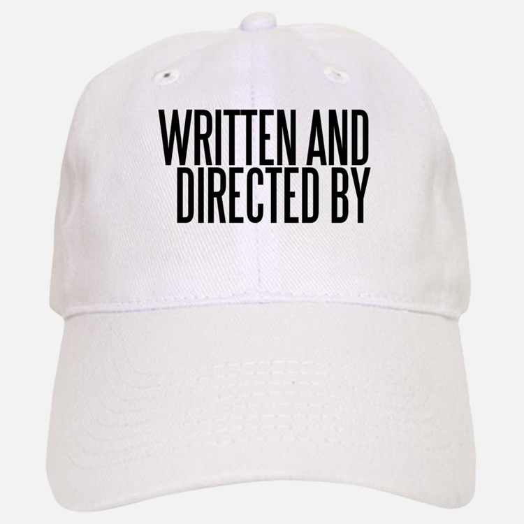 Screenwriter / Director Baseball Baseball Cap