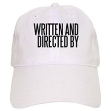 Screenwriter / Director Baseball Cap