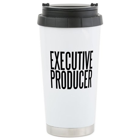 Executive Producer Stainless Steel Travel Mug