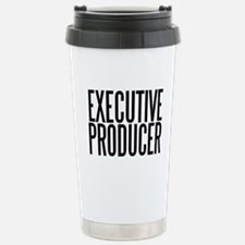 Executive Producer Stainless Steel Travel Mug