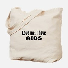 Cute Fight aids Tote Bag
