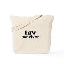 Cute Hiv Tote Bag