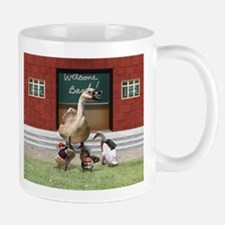Cute Duck teacher Mug