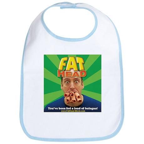 Fat Head Movie Bib