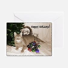 """Happy Holidays!"" Cards (Pkg./6)"