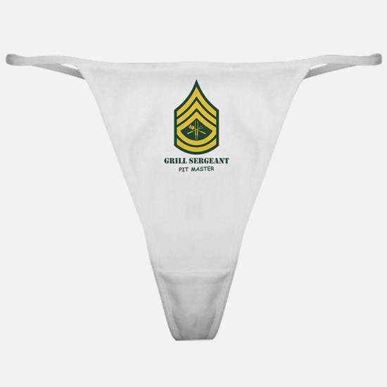 Grill Sgt. Classic Thong