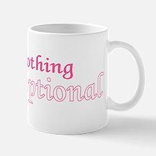 Optional (Pink) Mug