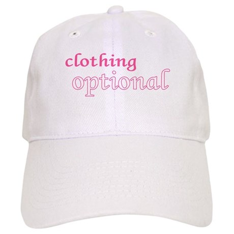 Optional (Pink) Cap