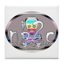 Cool Born 2 conform Tile Coaster