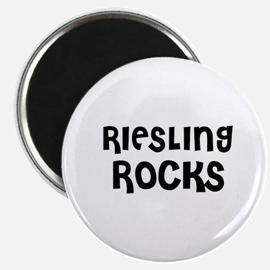 RIESLING ROCKS Magnet