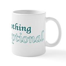 Optional (Blue) Mug