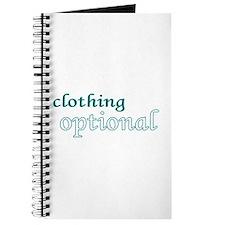 Optional (Blue) Journal