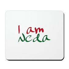 I am Neda (Free Iran) Mousepad