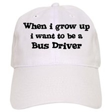 Be A Bus Driver Baseball Cap